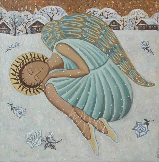 Ангел русского балета